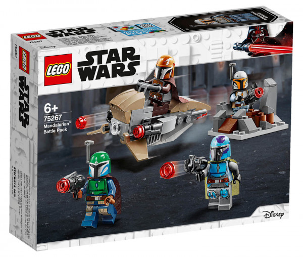 75267 LEGO® Star Wars™ Mandalorianer™ Battle Pack