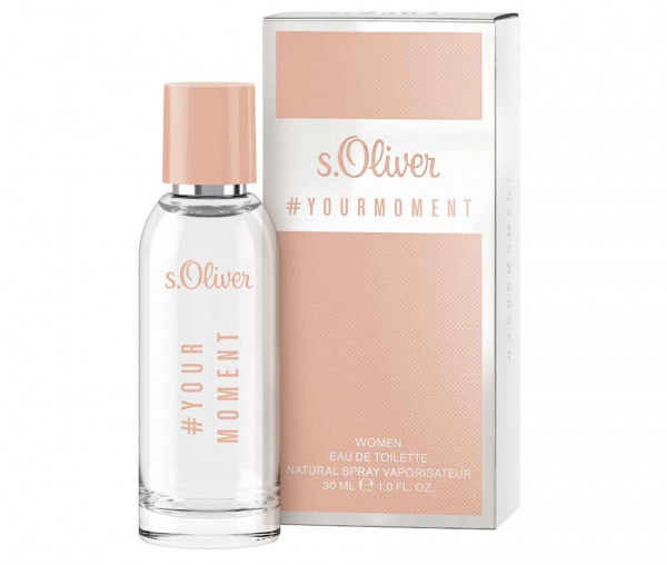 s.Oliver Damen Parfum #yourmoment edT