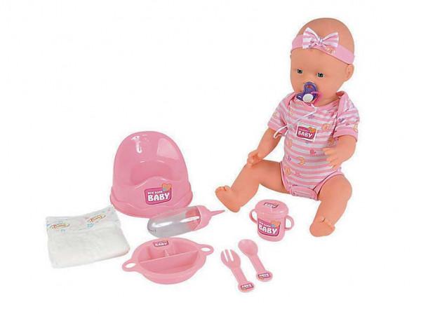 Simba New Born Baby Puppe Darling 8tlg