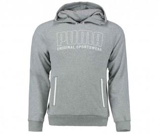 Puma Herren Athletics Hooded TR Sweatjacke