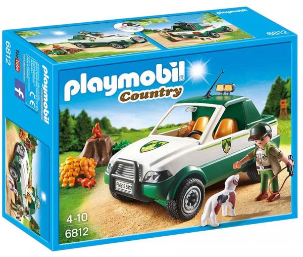Playmobil 6812 - Förster Pickup