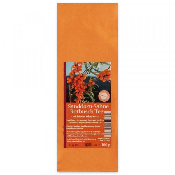 Avita Sanddorn Sahne Rotbusch Tee