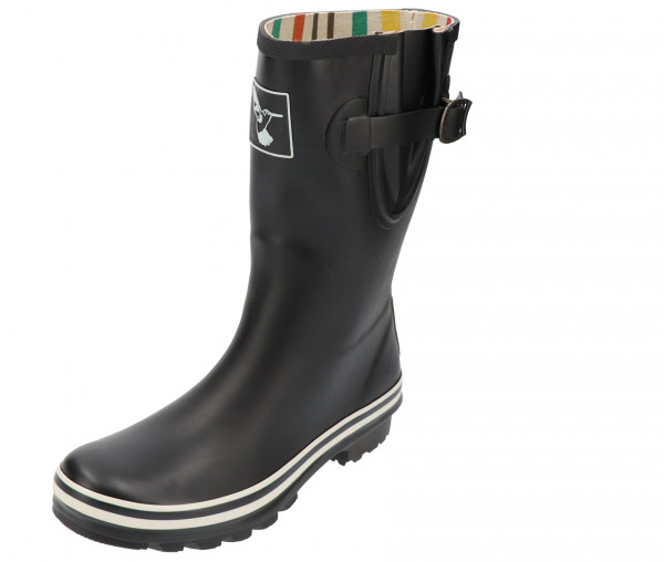 Evercreatures Damen Gummistiefel Short Wellies