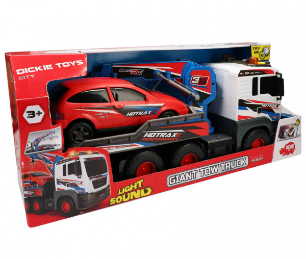 Dickie Toys Giant Tow Truck
