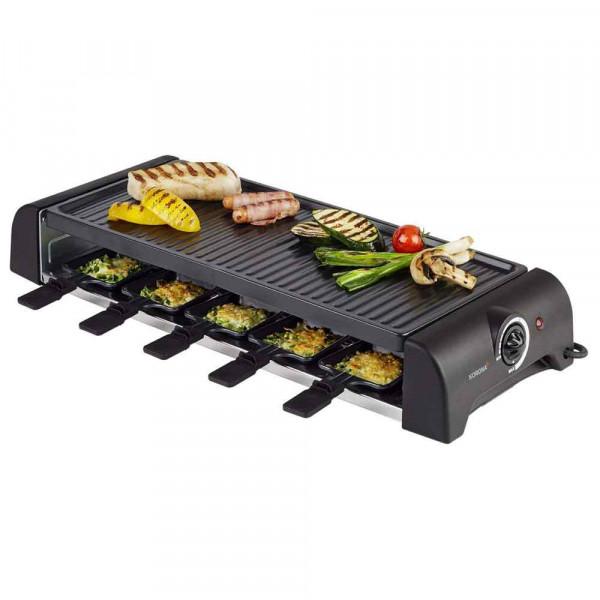 Korona 45060 - Raclette Grill für 10 Personen