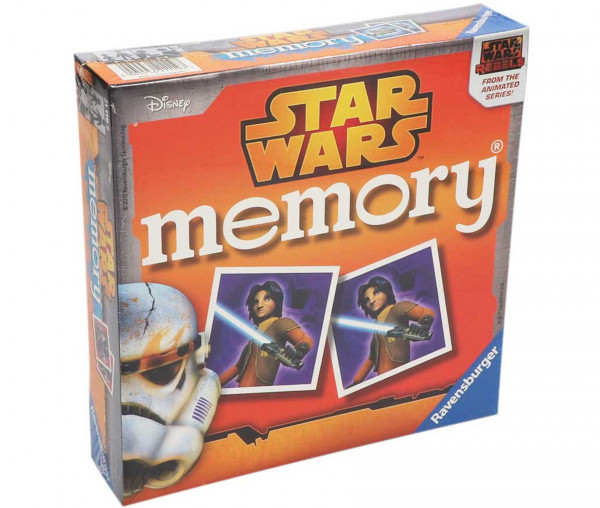 Ravensburger memory Star Wars