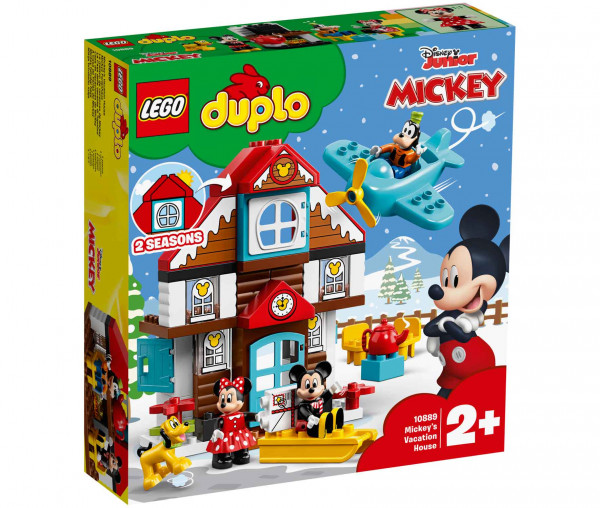 10889 LEGO® DUPLO® l Disney Mickys Ferienhaus