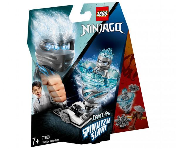 70683 LEGO® NINJAGO® Spinjitzu Slam – Zane
