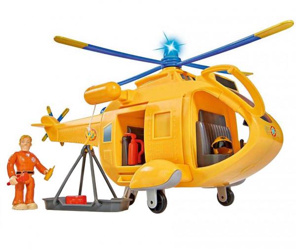 Simba Feuerwehrmann Sam Hubschrauber Wallaby 2