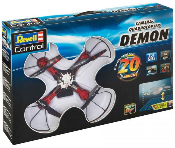 Revell Control Camera-Quadrocopter DEMON