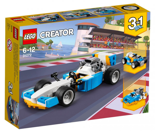 31072 LEGO® Creator Ultimative Motor-Power