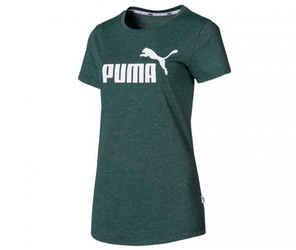 "Puma Damen-Shirt ""Ess + Logo Heather Tee"""