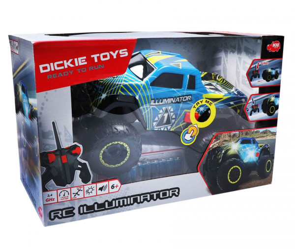 Dickie Toys RC Illuminator RTR