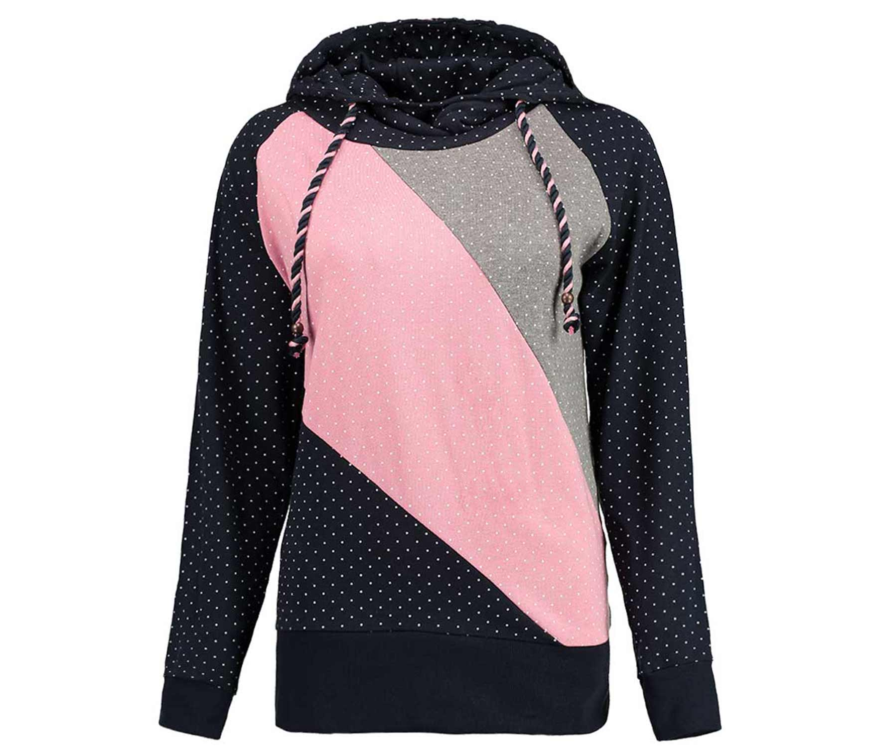 Colloseum Damen Sweatshirt HD Pauline