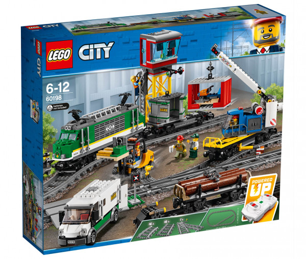 60198 LEGO® City Güterzug