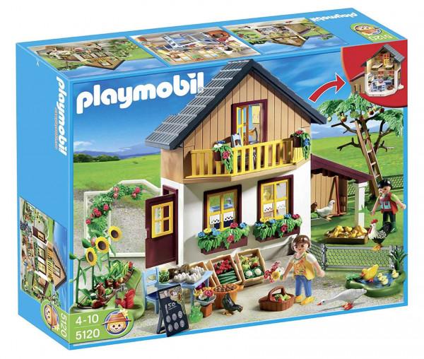 5120 Playmobil Bauernhaus mit Hofladen
