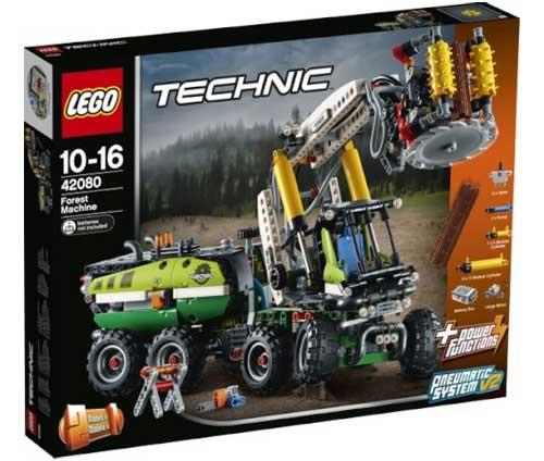 42080 LEGO® Technic Harvester-Forstmaschine