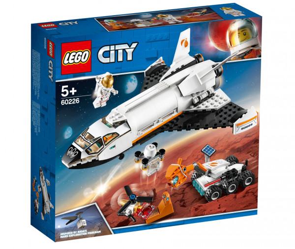 60226 LEGO® City Mars-Forschungsshuttle