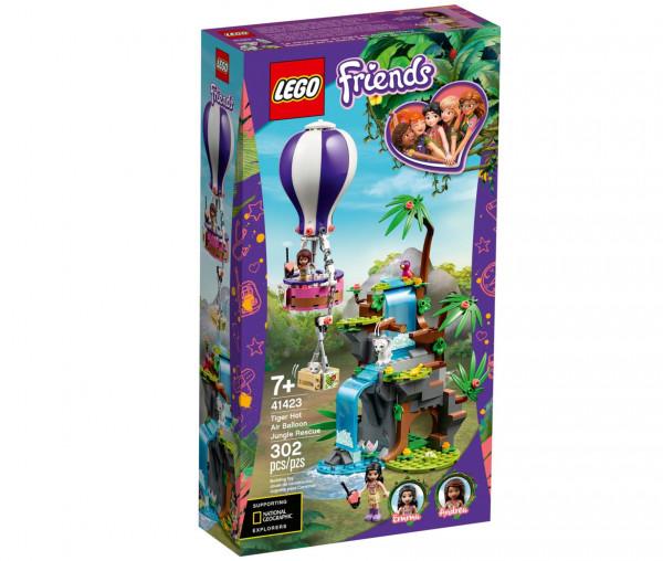 41423 LEGO® Friends Tiger-Rettung mit Heißluftballon