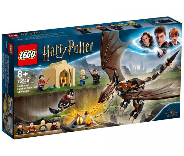 75946 LEGO® Harry Potter™ Das Trimagische Turnier: der ungarische Hornschwanz
