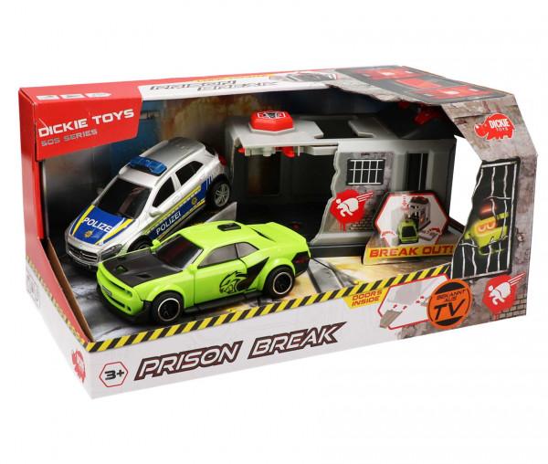 Dickie Toys Prison Break