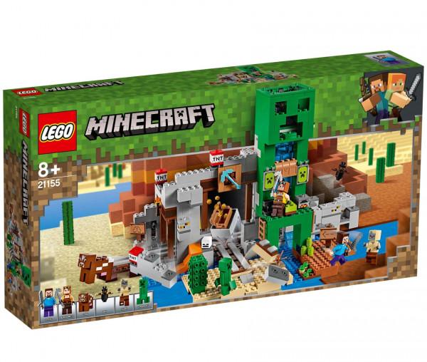 21155 LEGO® Minecraft™ Die Creeper™ Mine