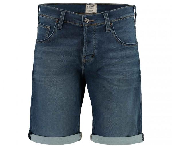 Mustang Herren Jeans-Shorts Chicago