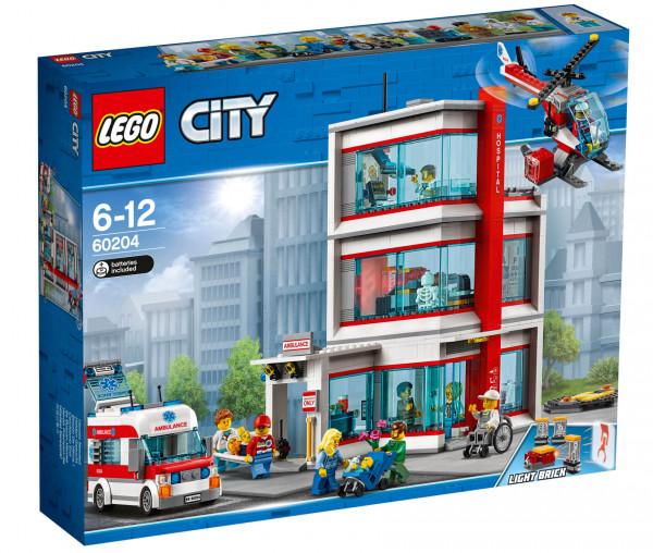 60204 LEGO® City Krankenhaus