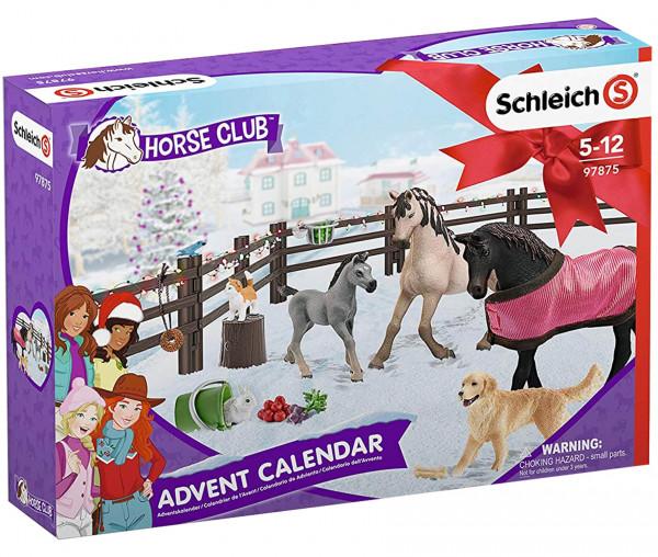 97875 Schleich Horse Club Adventskalender