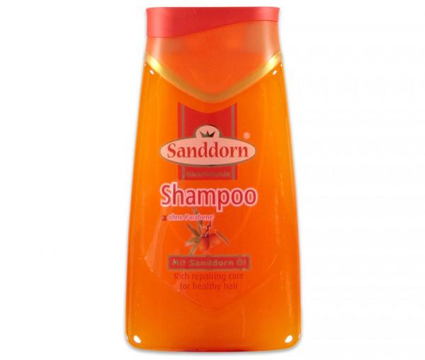 Sanddorn Shampoo mit Sanddorn-Öl