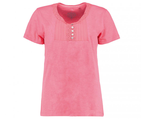 Tony Brown Damen Shirt mit Spitze