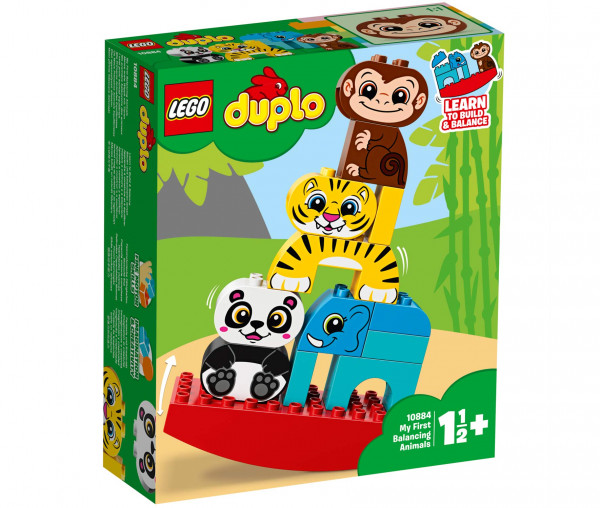 10884 LEGO® DUPLO® Meine erste Wippe mit Tieren