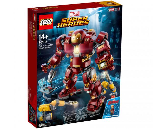 76105 LEGO® Marvel Super Heroes Der Hulkbuster: Ultron Edition