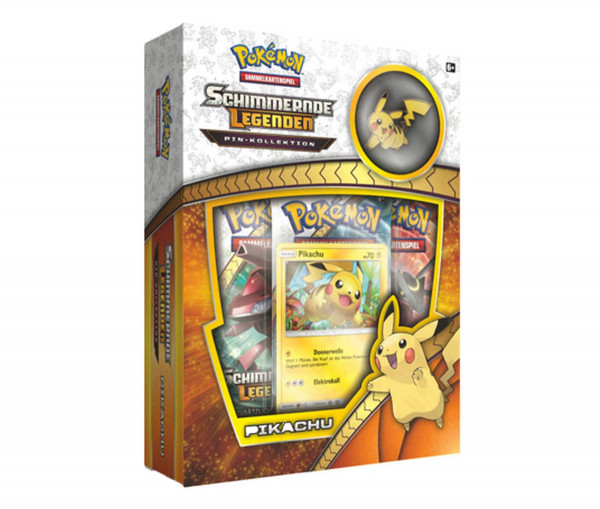 Pokémon SM03.5 Pikachu Pin Box