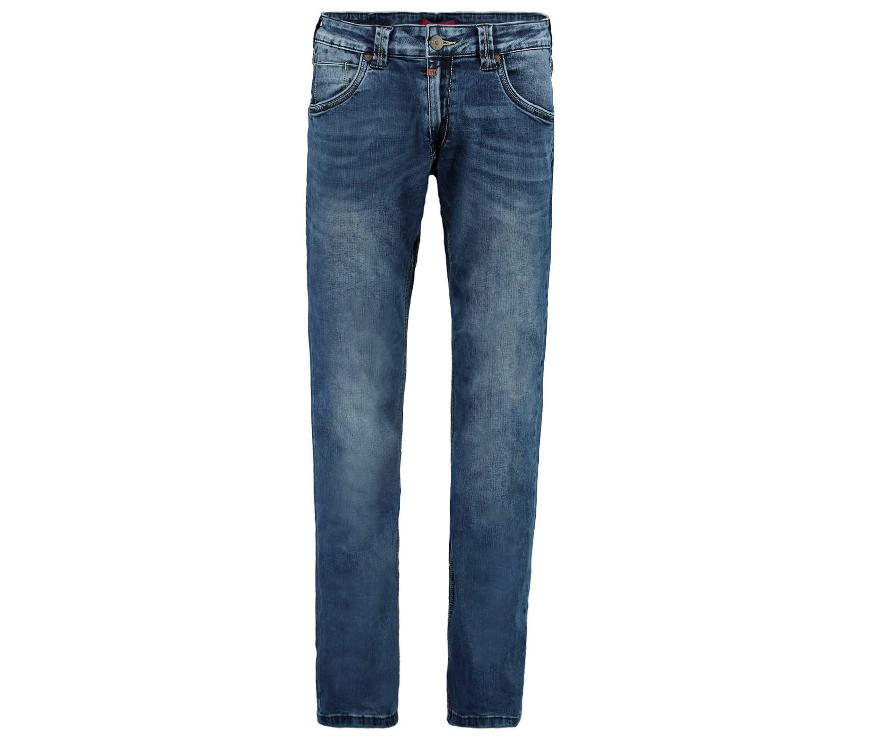 Timezone Herren Slim Jeans EduardoTZ