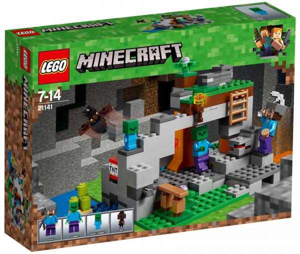 21141 LEGO® Minecraft™ Zombiehöhle