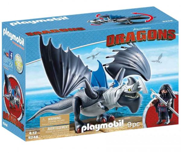Playmobil Drago mit Donnerklaue 9248