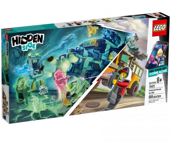 70423 LEGO® Hidden Side™ Spezialbus Geisterschreck 3000