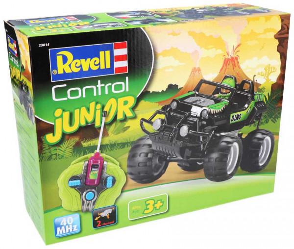 Revell Control Junior 23014 Crash Car Dino RC