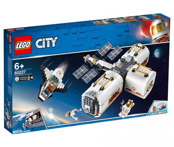 60227 LEGO® City Mond Raumstation