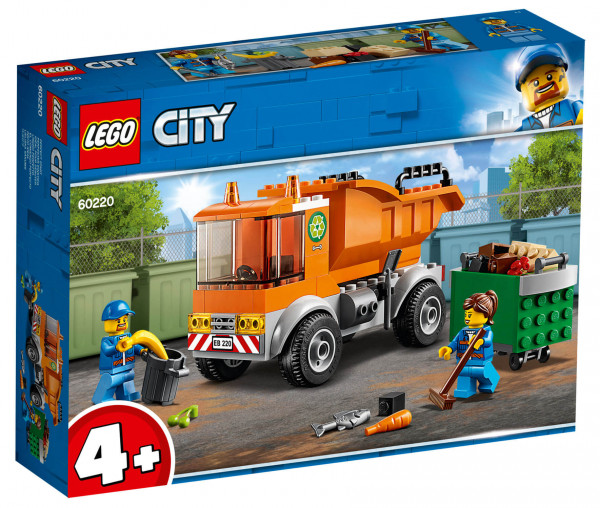 60220 LEGO® City Müllabfuhr