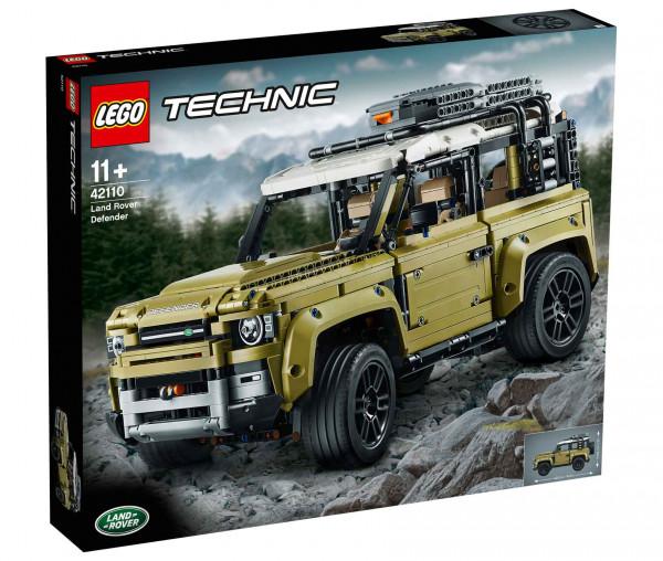 42110 LEGO® Technic Land Rover Defender