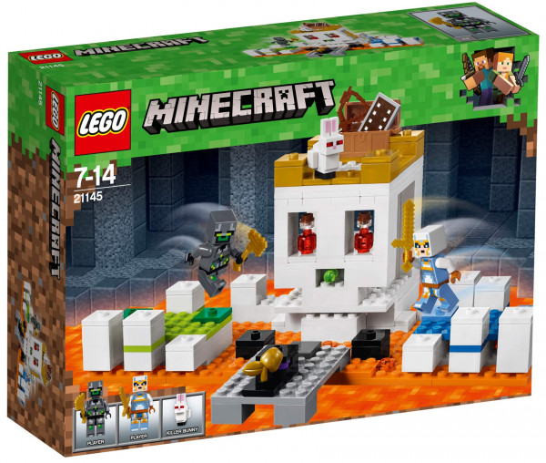21145 LEGO® Minecraft™ Die Totenkopfarena