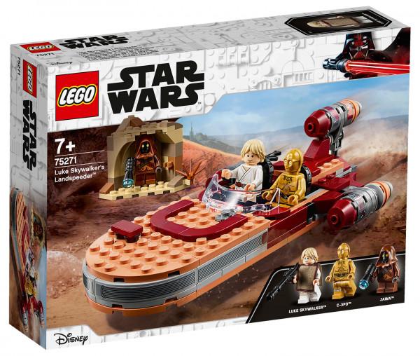75271 LEGO® Star Wars™ Luke Skywalkers Landspeeder™