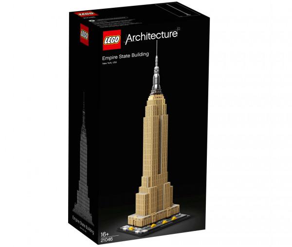 21046 LEGO® Architecture Empire State Building