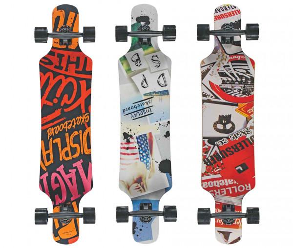 Longboard Kick-Tail