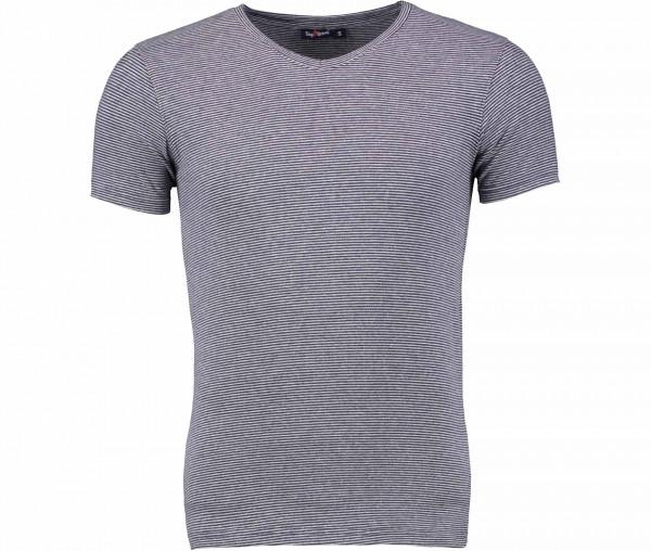 Tony Brown Herren T-Shirt gestreift