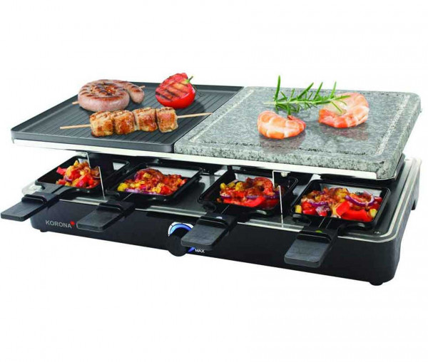 Korona 45051 - Raclette Grill 8 Personen