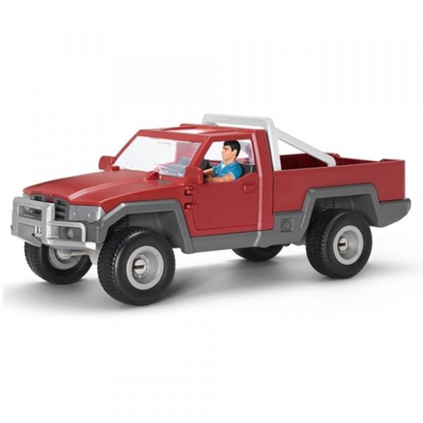 Schleich 42090 - Pick Up mit Fahrer