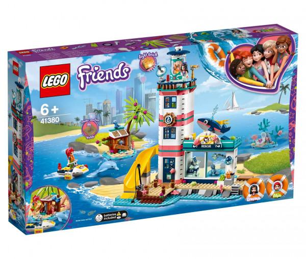 41380 LEGO® Friends Leuchtturm mit Flutlicht